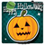 happy halloween card with cute monsters pumpkin stock photo © bluelela