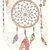 hand drawn native american dream catcher beads and feathers stock photo © bluelela