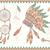 Vektor · Tattoo · Ureinwohner · Chef · Hand · gezeichnet - stock foto © bluelela