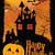 halloween · ijesztő · kidőlt · fa · temető · illusztráció · ijesztő - stock fotó © bluelela