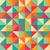 absztrakt · mértani · végtelen · minta · semleges · mozaik · vektor - stock fotó © bluelela