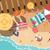 морем · поиск · Cartoon - Сток-фото © bluelela