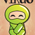 zodiac sign virgo with cute black ninja character vector stock photo © bluelela