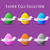 vector easter eggs collection stock photo © blumer1979