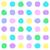 аннотация · красочный · точка · набор · дизайна - Сток-фото © blumer1979