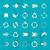 oynamak · vektör · mavi · web · simgesi · düğme - stok fotoğraf © blumer1979