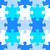 kleurrijk · puzzel · naadloos · apart · stukken · illustratie - stockfoto © blumer1979