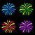kártya · sablon · tűzijáték · buli · agancs · illusztráció - stock fotó © blumer1979