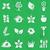 búza · minőség · szimbólum · kettő · kezek · tart - stock fotó © blumer1979