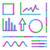 vector minimalist infographic elements stock photo © blumer1979