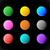 ayarlamak · şeffaf · cam · web · düğmeler · vektör - stok fotoğraf © blumer1979