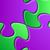 vektör · örnek · puzzle · parçaları · dört · renkli · iş - stok fotoğraf © blumer1979