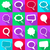 vector speech and thought bubbles stock photo © blumer1979