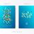 kék · mértani · üzlet · brosúra · design · sablon · iroda - stock fotó © blumer1979