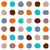 бесшовный · оранжевый · ткань · текстуры · см. · плитки - Сток-фото © blumer1979