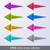arrows design elements collection stock photo © blumer1979
