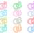 vektör · alyans · ikon · renkli · düğmeler · dizayn - stok fotoğraf © blumer1979