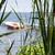 boat at a pier georgian bay tobermory ontario canada stock photo © bmonteny