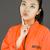 jóvenes · Asia · mujer · pensando · uniforme · ley - foto stock © bmonteny