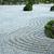 mini · zen · jardín · resumen · arena · piedra - foto stock © bobkeenan