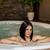 幸せ · 女性 · リラックス · 温水浴槽 · 小さな · 美人 - ストックフォト © boggy