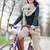 Young woman on the bicycle stock photo © boggy