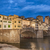 FLORENCE · nuit · vue · ville · architecture · belle - photo stock © boggy