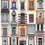 colorato · Windows · view · costruzione · casa - foto d'archivio © boggy