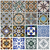 traditional tiles from porto portugal stock photo © boggy