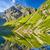 high tatra mountains landscape nature lake pond carpathians pola stock photo © bogumil