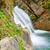 cascata · naturale · fonte · acqua · montagna - foto d'archivio © bogumil