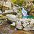 滝 · 水 · カスケード · 丘 - ストックフォト © bogumil