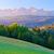 all'alba · alto · montagna · Polonia · view · cielo - foto d'archivio © bogumil