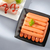 many wiener sausages on a plate stock photo © bogumil