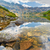 montanhas · cenário · pedras · lago · belo · natureza - foto stock © bogumil