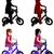 rowerów · rowerzysta · jazda · konna · rower · sylwetka · miasta - zdjęcia stock © bokica
