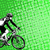 race bicyclist on the abstract background stock photo © bokica