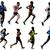 femminile · maratona · runners · 18 · alto · qualità - foto d'archivio © bokica