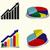 диаграммы · графа · знак · набор · признаков · иконки - Сток-фото © BoogieMan