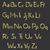 ретро · фары · шрифт · свет · письма - Сток-фото © BoogieMan