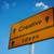 дорожный · знак · Creative · икона · лампочка · небе - Сток-фото © borysshevchuk