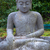 stone buddha in the lotus position stock photo © borysshevchuk