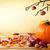 ősz · ötlet · asztal · űr · étel · fa - stock fotó © Bozena_Fulawka