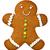 Noel · kurabiye · zencefil · geleneksel · kalp - stok fotoğraf © bozena_fulawka