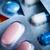 hapları · laboratuvar · ilaçlar · kimyasal · hap · sağlık - stok fotoğraf © bozena_fulawka