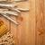 生 · 全粒小麦 · スパゲティ · クローズアップ · キッチン - ストックフォト © bozena_fulawka