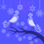 család · vicces · madarak · vektor · rajz · izolált - stock fotó © brahmapootra