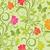voorjaar · kaart · vlinders · kleurrijk · illustratie · papier - stockfoto © brahmapootra