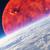 銀河 · サークル · スペース · 太陽 - ストックフォト © bratovanov
