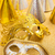 party motive with carnival mask and party hat stock photo © brebca